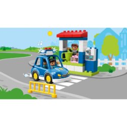 LEGO DUPLO Полицейский участок