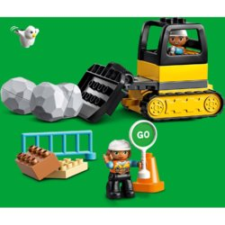 LEGO DUPLO Шаравой таран