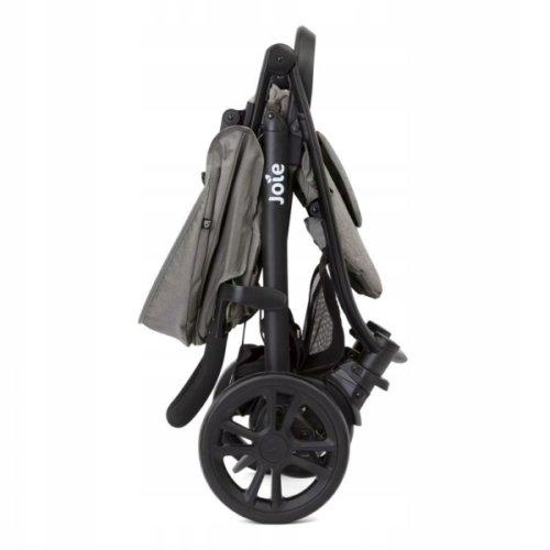 Joie коляска Litetrax E «Gray flannel»