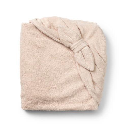 Elodie полотенце с капюшоном Powder pink bow