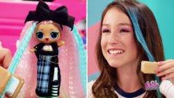 L.O.L. Surprise Парикмахерская с 50 сюрпризами и эксклюзивной куклой J.K.