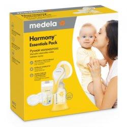 Medela Harmony Essentials Pack ручной двухфазный молокоотсос