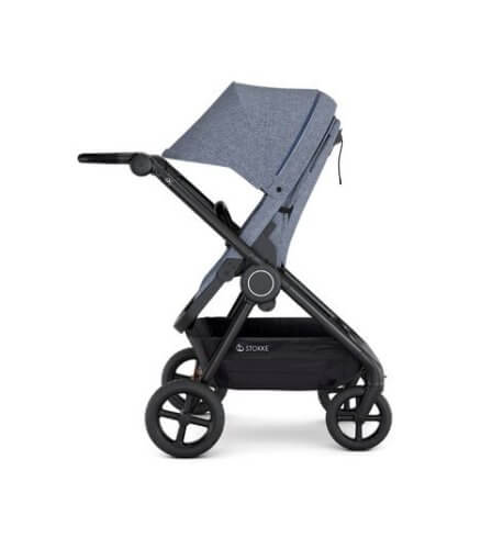 Stokke® Beat коляска прогулочная Blue Melange