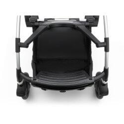 Bugaboo Bee6 коляска прогулочная Black/Black/Black complete