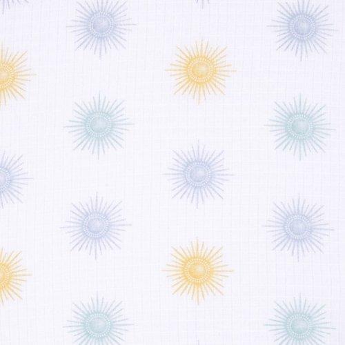 Aden+Anais Набор из 4 муслиновых пеленок Sunshine 112×112 см