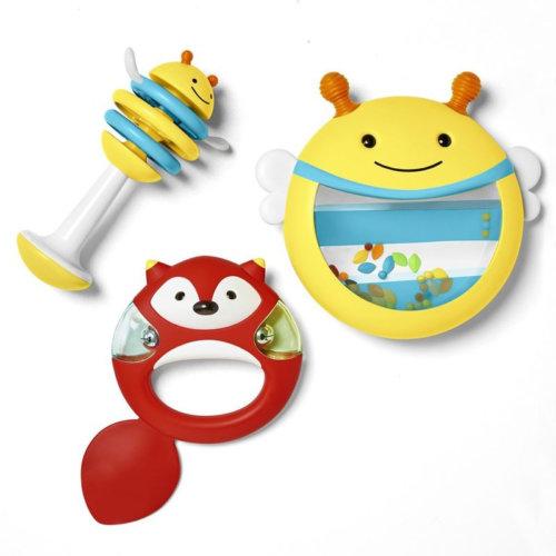 SkipHop Развивающая игрушка Набор музыкальных инструментов