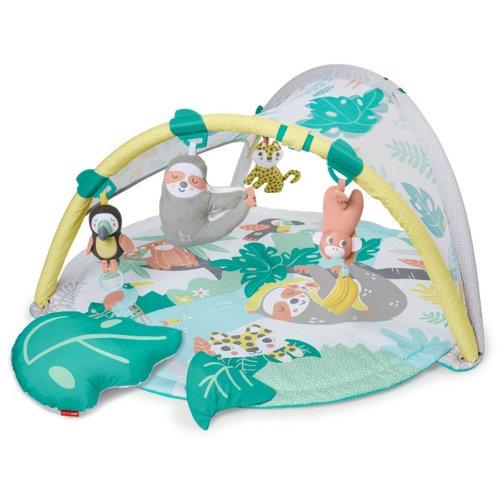 SkipHop  Гимнастический коврик c дугами «Тропический рай»