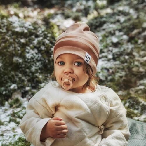 Elodie шапочка — Northern Star Terracotta