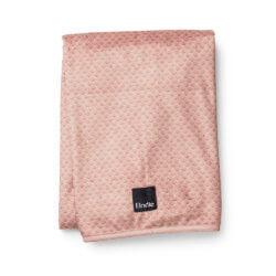 Elodie плед-одеяло Velvet — Pink Nouveau